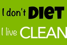 Be Fit /\ Live Clean / motivation / by Molly Baird