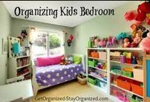 Kids bedrooms / by Janien Crampton
