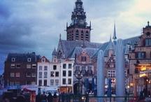 Nijmegen - The Netherlands / Pics of the oldest city in The Netherlands: Nijmegen