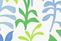 Fabric, Paint, Wallpaper, & Tile / by Rebecca Frost Rosenberg