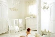 Nursery & Kid-ohs Ideas / by Rebecca Frost Rosenberg