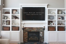 Fireplace fix / Dining room