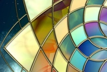 STAINED GLASS / by Sandy Boyd