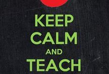 Teacher  / by Judith Pierce