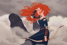 Brave Movie / by Katte Judd