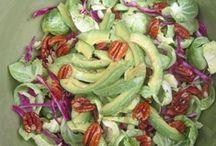 Salads & Dressings / by Susan Hardy