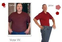 Success Stories / Customers stories before and after using Food Lovers Fat Loss System.