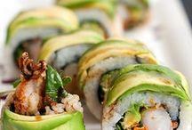 Sushi / by Susan Hardy