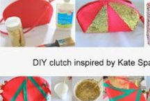 DIY bag by TMS / by The Mora Smoothie