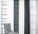 Ready-to-hang Curtains • Rideaux prêts-à poser / Choose from over 200 styles of ready-to-hang curtains! Our wide assortment includes curtains with foam back, black out, solids, prints, sheers, extra wide-width and extra long. Everything you need to update your home decor.  // Choisissez parmi plus de 200 modèles de rideaux prêts-à-poser ! Notre grand assortiment inclut des rideaux avec « black-out », avec endos de mousse, unis, imprimés, voiles, grande largeur et extra long. De tout pour raviver votre décor.