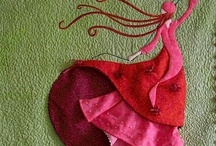 Embroidery & Quilting / by Lisa Royer