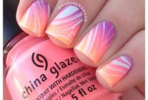 ♥ Gradient nailart ♥ / by KimsKie's Nails