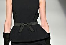 Little Black Dress / by Nancy Castelletti