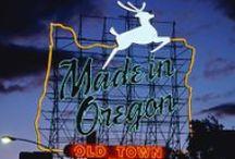 Portland Trip Ideas / by Laura Rowe