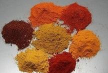 Spices, Rubs & Marinades / by Nancy Castelletti