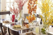 Entertaining Tips / If I ever decide to throw a party or begin to entertain, this is how I would do it.