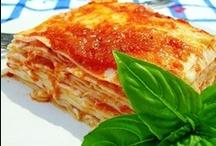 Cucina Italiana  / Food / by Alison Campbell