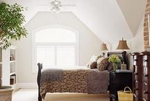 Attic / Master Bedroom / Ideas for our attic master bedroom / ensuite / walk-in closet / sitting room