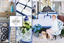@ SOUTH / SOUTH is more than a fine gifts and interiors—it's a destination like no other. It's a place to experience a vision of gracious living and love of beautiful things. SOUTH is classic and refined with a fresh and slightly whimsical twist.  / by Rebecca Frost Rosenberg