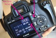 Life through a lens / tips and tricks  / by Amanda Smith