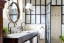bathroom / by Victoria Tennison