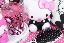 Hello Kitty / My Obsession!! / by Janeen Pierce