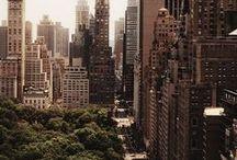 new york / by Victoria Tennison