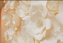 Paper Flower Wall / Backdrop / Large Paper Flower backdrop designed by Paper & Peony©   - http://wwww.paperandpeony.com/book.html -