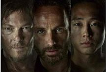 Walking Dead Obsession / I was late to jump on board with this show but thanks to my friend, Michele, I am now formally addicted!  / by Jana Perenchio