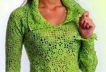 Haken kleding/ haken clothing