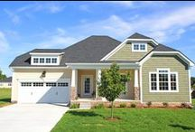 The Frederick / This is a 2200+ ranch home built by Capstone Homes in Delaware! / by Capstone Homes
