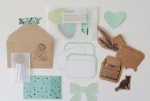 Snail mail / Leuke lieve en originele brieven! Echte kadootjes voor op de post!
