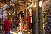 Tanzania | Zanzibar / It's exotic and I want to go. I want to go everywhere, but I seriously need some Zanzibar in my life.