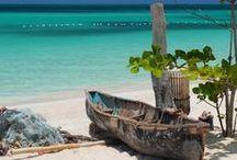 Caribbean Islands / Cuba, Barbados, St Lucia, Antigua, Dominican Republic, Jamaica, and the Bahamas.