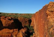 Australia / The sights and scenery of Australia.