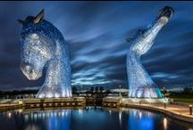 Scotland / Rich culture, unique architect and the stunning landscapes of Scotland.