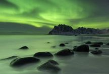 Aurora Borealis / Pictures of this magical natural wonder.