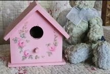 ♡ BIRDHOUSES ♡ / ✨ NO PIN LIMIT ✨   / by ♡ Ginger Lindbloom ♡