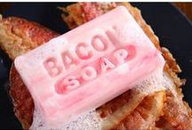 ♡ BACON ♡ / ✨ NO PIN LIMIT ✨   / by ♡ Ginger Lindbloom ♡