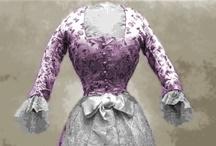Fashion Throughout History / by Ciara Wardlow