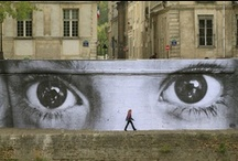 Graffiti/Street art / by ....................