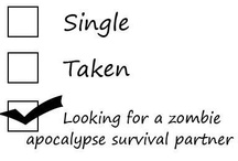 Zombies Are Coming / Surviving The zombie apocalypse / by Kenzie Scheurer