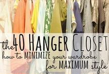 Order In the House / Organizing (organization) = Sanity