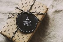 lovely ideas for gift wrapping