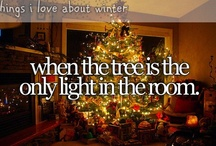 Deck The Halls / Its the most wonderful time of the year! / by Kenzie Scheurer