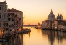Venice + Veneto + Lombardy - Trip Planning Board / The northern Italian regions of Lombardy and Veneto.