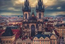 Eastern + Central Europe - Travel Inspiration Board / Travel inspiration from countries in Eastern and Central Europe.  Visited Germany 2x, visited Prague and Budapest October 2016