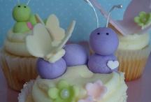 Cup Cake Creations / by Trisha St Cyr
