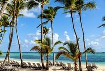 Caribbean - Travel Inspiration Board / Strictly islands of the Caribbean and some that also fall in the Atlantic (Bahamas, Turks and Caicos).