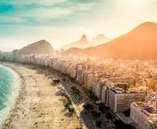 Brazil - Travel Inspiration Board / BRAZIL!